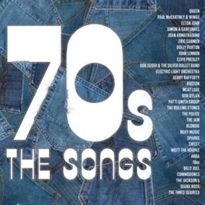 70s: The Songs - 2LP / Various Artists / 2021