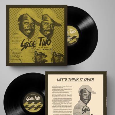 Stage Two - LP (RSD 2021 Vinyl) / Pat Thomas / 1976/2021