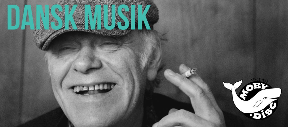 Dansk musik på vinyl og CD