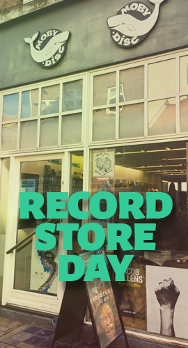 Record Store Day 2016 Danmark