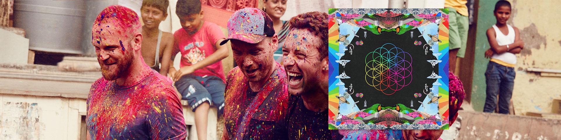 Coldplay - A Head Full of Dreams forudbestilling