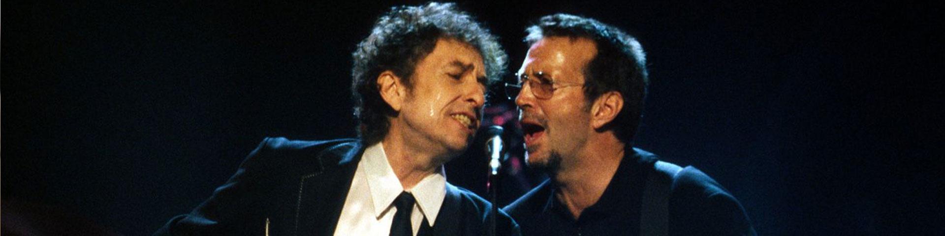 Nye albums fra Bob Dylan og Eric Clapton