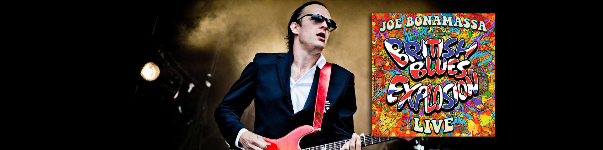 Joe Bonamassa - British Blues Explosion