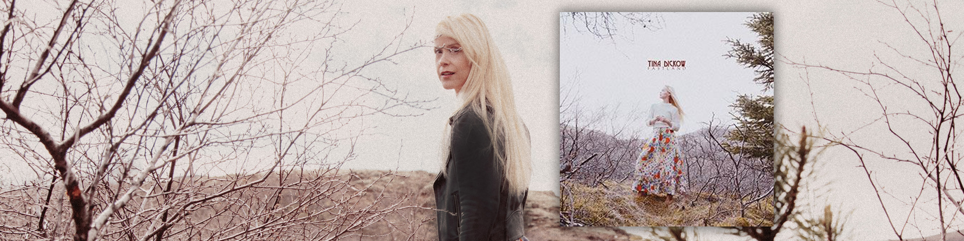 Tina Dickow - Fastland