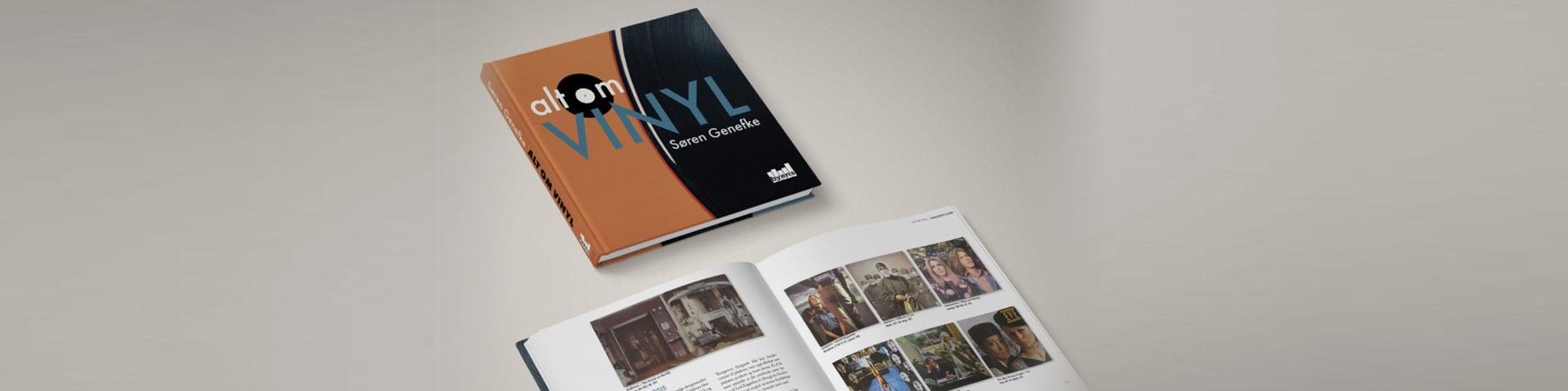 Alt Om Vinyl bogen