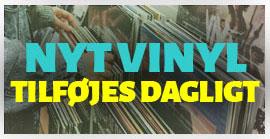 Vinyl nyheder - Dansk webshop